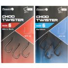 Nash Pinpoint Chod Twister Hooks - Barbed or Barbless